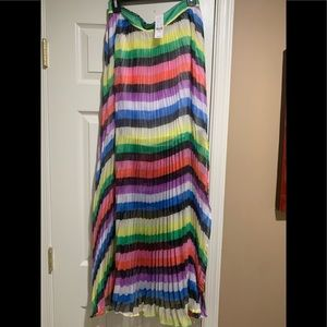 NY& co pleated skirt